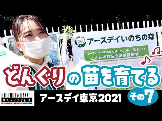 【サスティナさんぽ】アースデイ東京2021その7-アイキャッチ