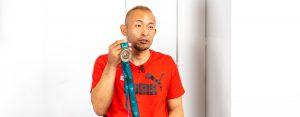 プロ車いすアスリートパラリンピック銀メダル保持者の廣道純さんの講演会を開催-アイキャッチ
