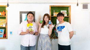 ヘンプ料理のお店『HEMP CAFE TOKYO』のオーナーとのTALKSESSION開催-アイキャッチ