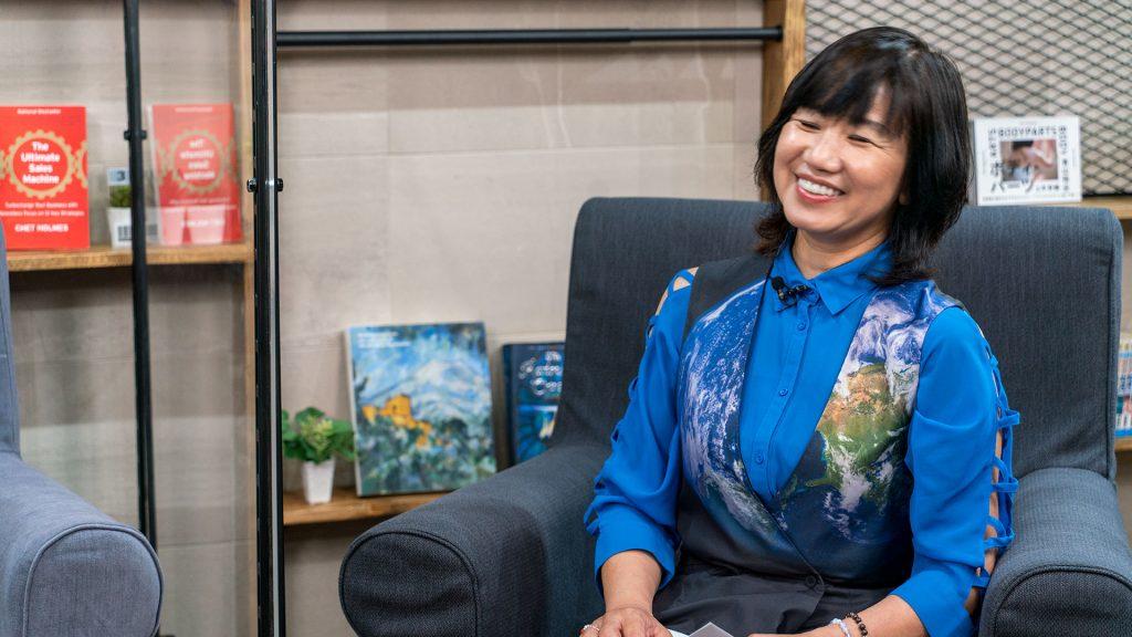 世界で初の宇宙葬を始めた葛西智子さんとのTALK SESSIONを開催-アイキャッチ