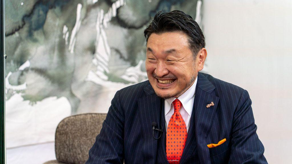 般社団法人日本ほめる達人協会理事長西村貴好さんとTALKSESSIONを開催-アイキャッチ